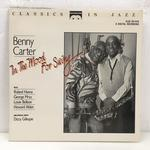 IN THE MOOD FOR SWING/BENNY CARTER