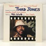 GREERTING AND SALVTATIONS/THAD JONES