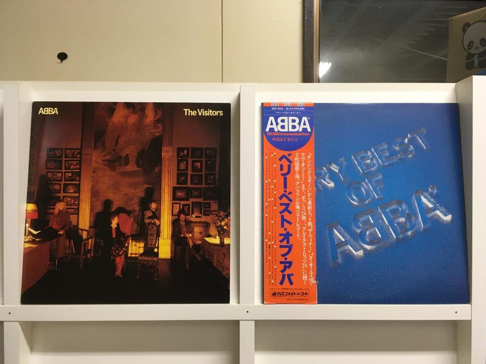 ABBA 5枚セット ABBA 画像