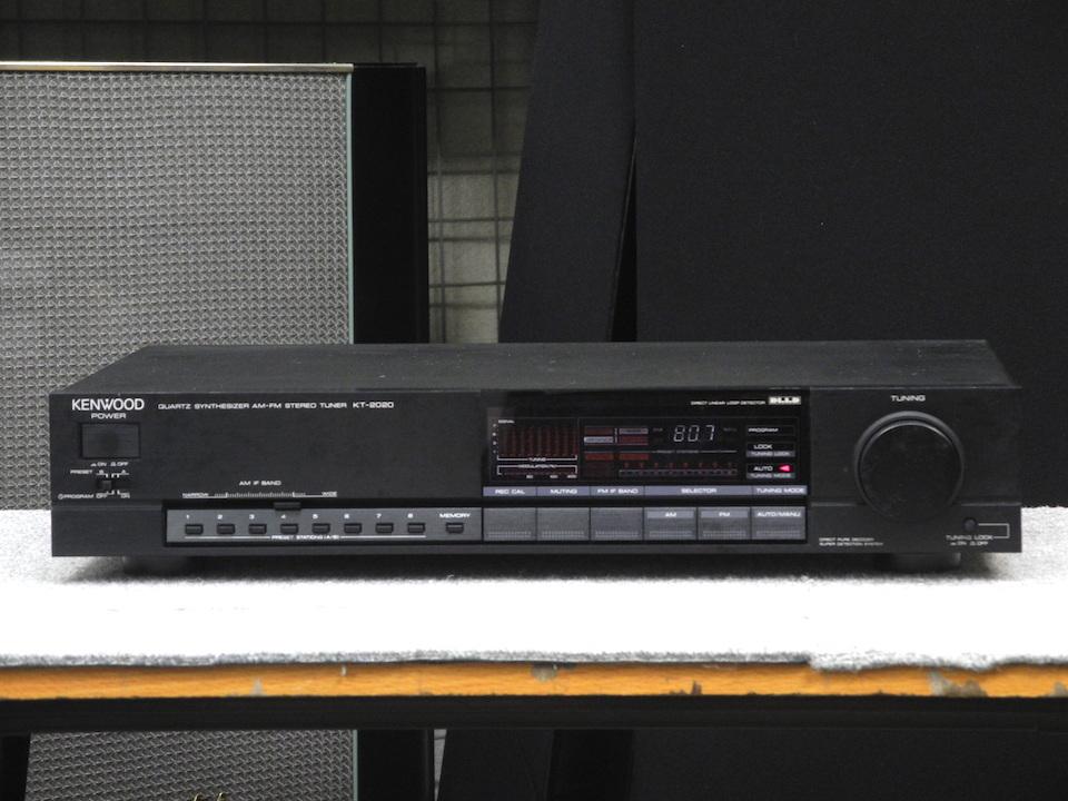 KT-2020 KENWOOD 画像