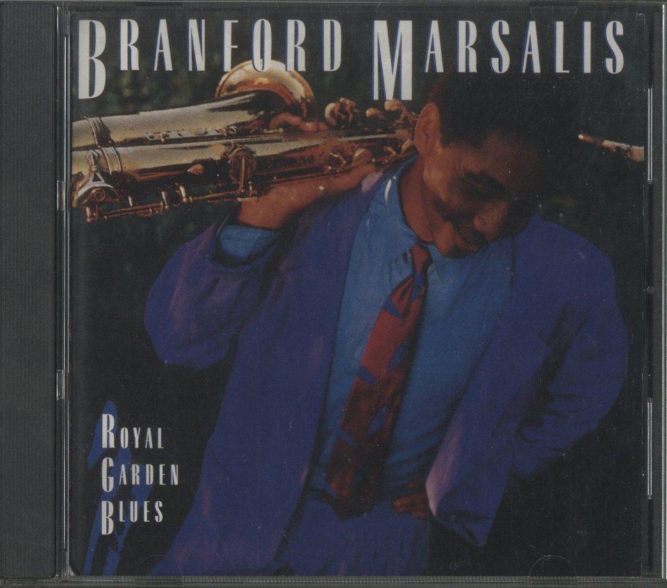 ROYAL GARDEN BLUES/BRANFORD MARSALIS BRANFORD MARSALIS 画像