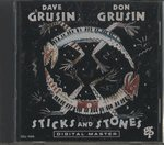 STICKS AND STONES/DAVE GRUSIN & DON GRUSIN