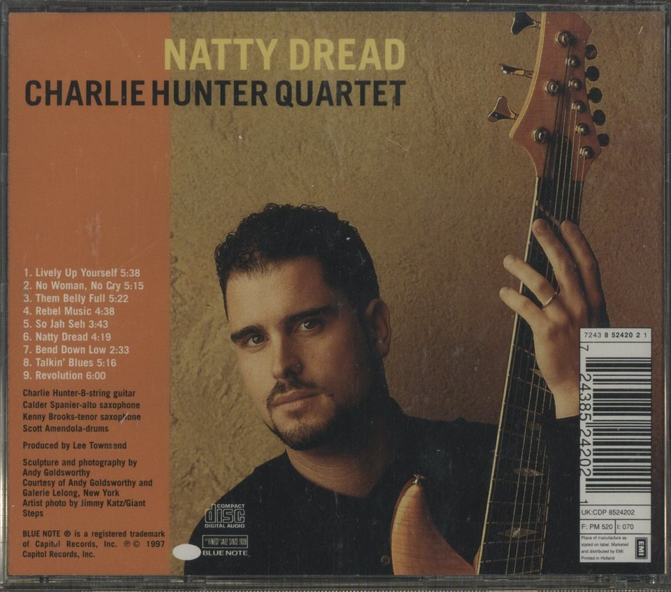 NATTY DREAD/CHARLIE HUNTER CHARLIE HUNTER 画像
