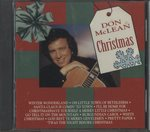CHRISTMAS/DON McLEAN