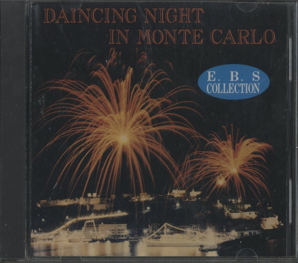 DANCING NIGHT IN MONTE CARLO  画像