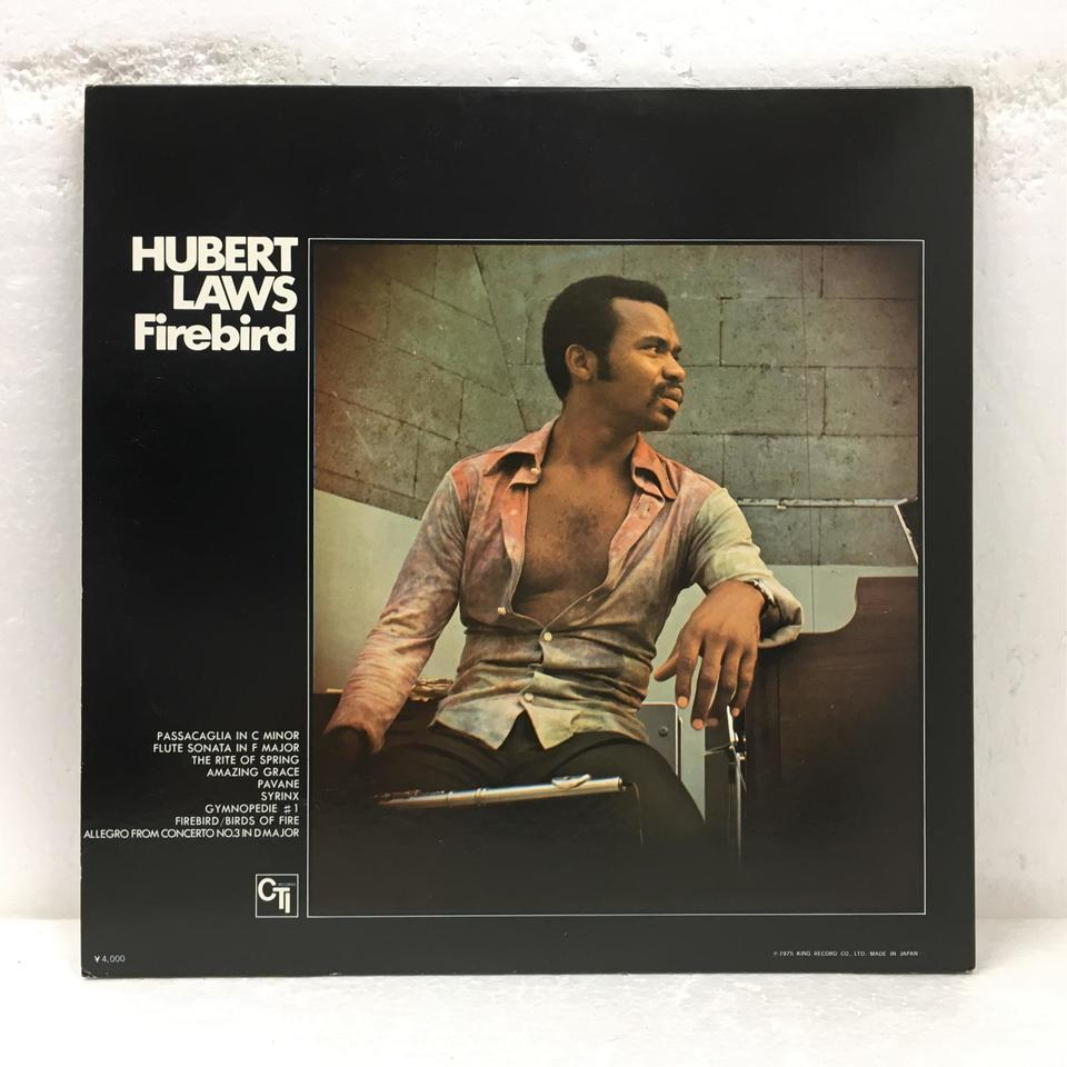 FIREBIRD/HUBERT LAWS HUBERT LAWS 画像