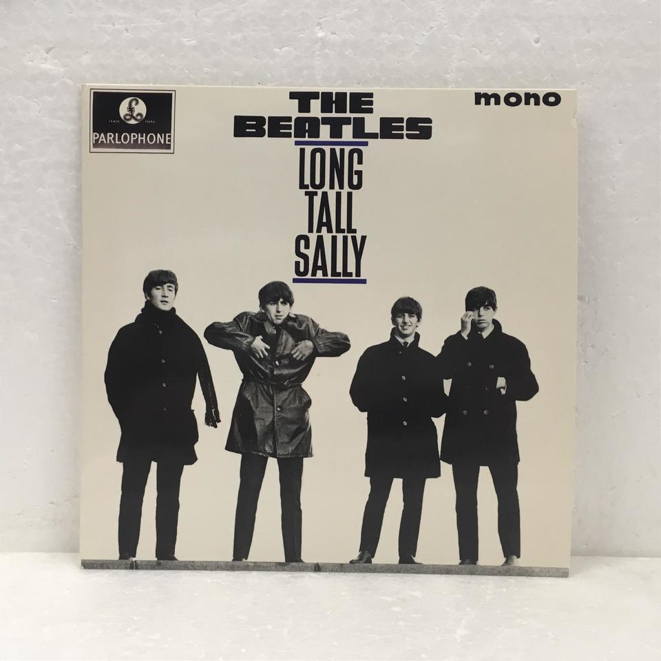 LONG TALL SALLY/THE BEATLES THE BEATLES 画像