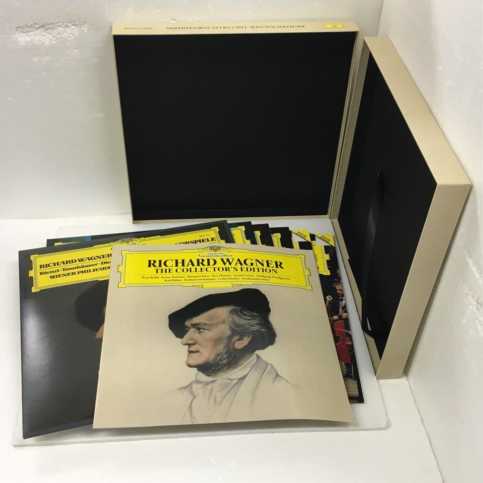 RICHARD WAGNER THE COLLECTOR'S EDITION ワーグナー 画像