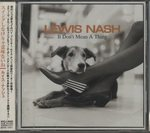 IT DON'T MEAN A THING/LEWIS NASH