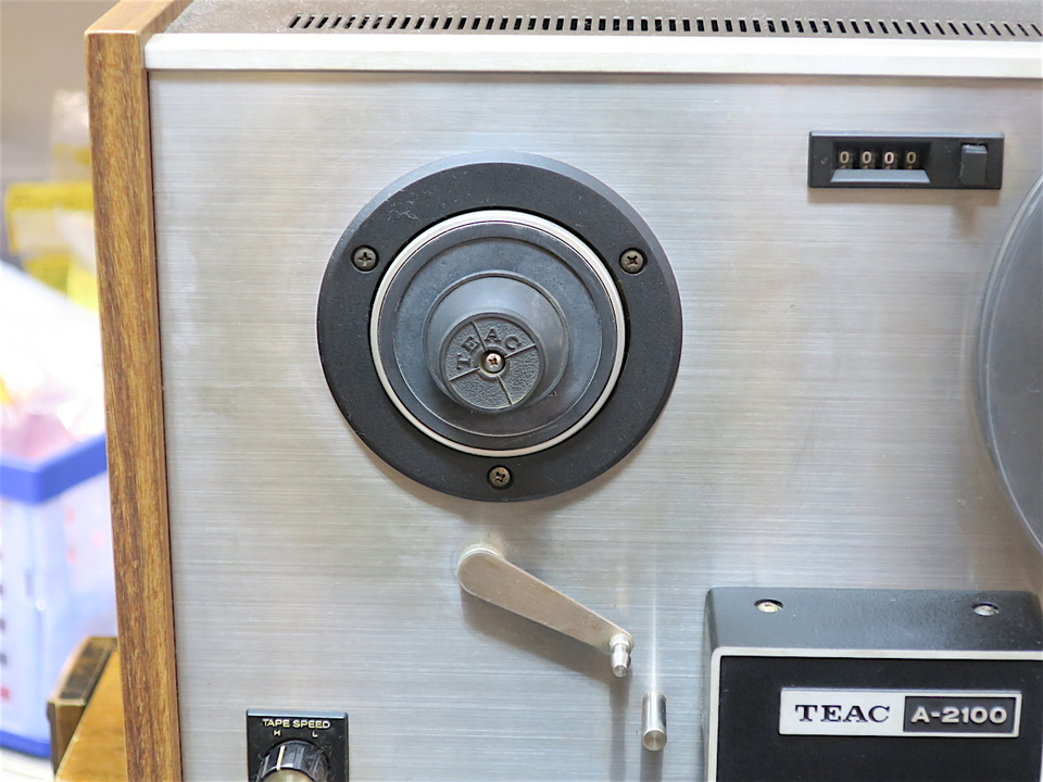 A-2100 TEAC 画像