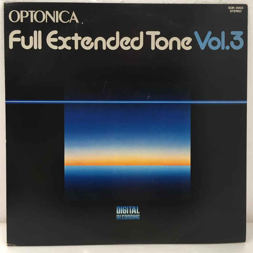 OPTONICA FULL EXTENDED TONE VOL.3 V.A. 画像