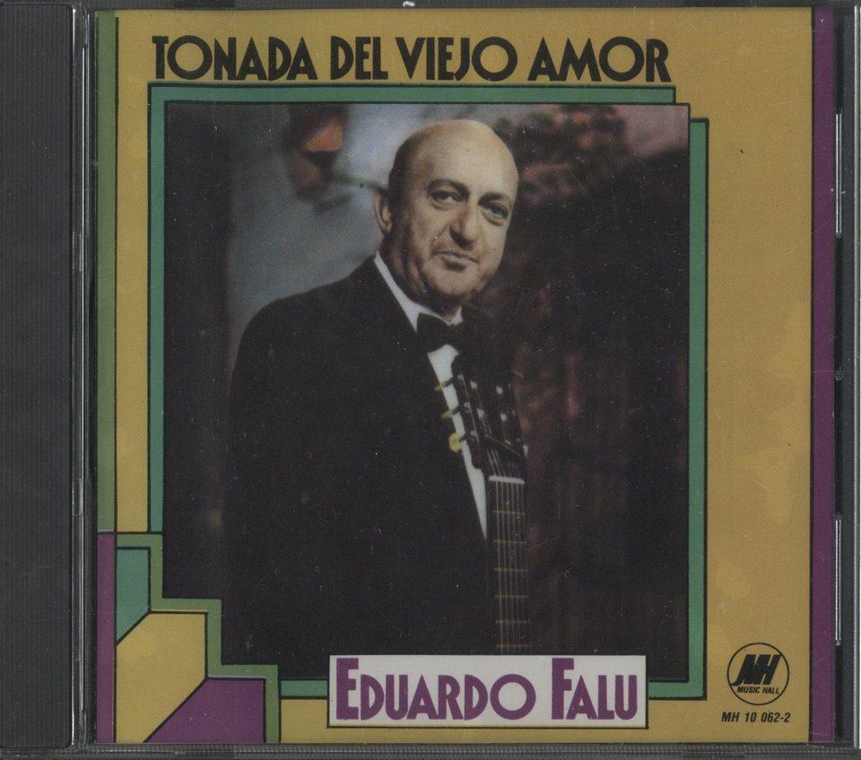 TONADE DEL VIEJO AMOR/EDUARDO FALU EDUARDO FALU 画像