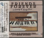 FRIENDS FOREVER/NILES H.O.PEDERSEN TRIO FEATURING RENEE ROSENS