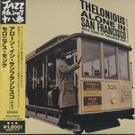 THELONIOUS ALONE IN SAN FRANCISCO+1/THELONIOUS MONK