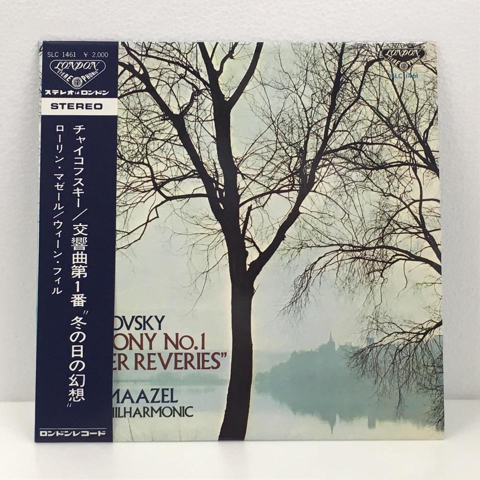 チャイコフスキー:交響曲第1番「冬の日の幻想」 チャイコフスキー 画像
