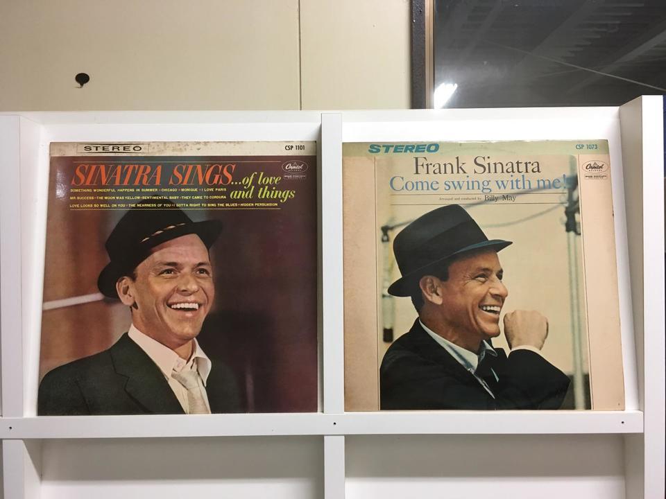 フランク・シナトラ6枚セット  画像