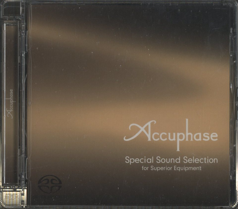 ACCUPHASE SPECIAL SOUND SELECTION VOL.1 R.シュトラウス/ドビュッシー/J.S.バッハ/モーツァルト 他 画像