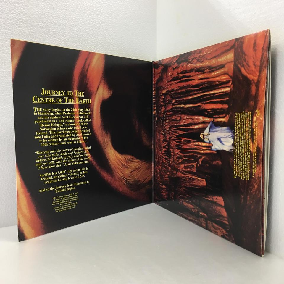 JOURNEY TO THE CENTRE OF THE EARTH/RICK WAKEMAN RICK WAKEMAN 画像
