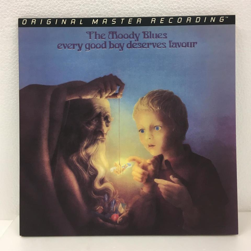 EVERY GOOD BOY DESERVES LAVOUR/MOODY BLUES THE MOODY BLUES 画像