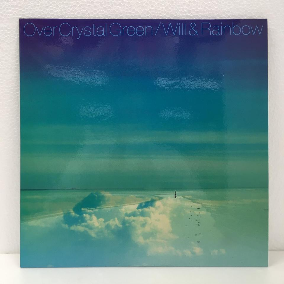OVER CRYSTAL GREEN/WILL & RAINBOW WILL BOULWARE 画像