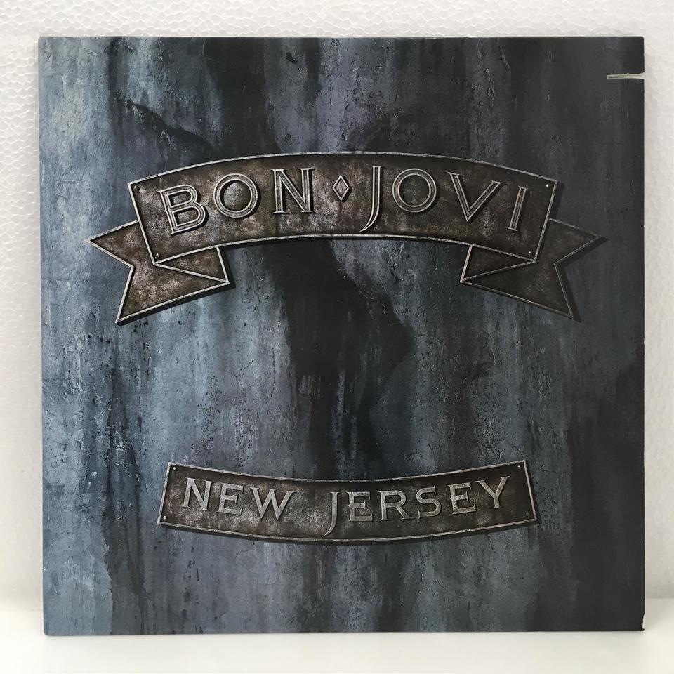NEW JERSEY/BON JOVI BON JOVI 画像