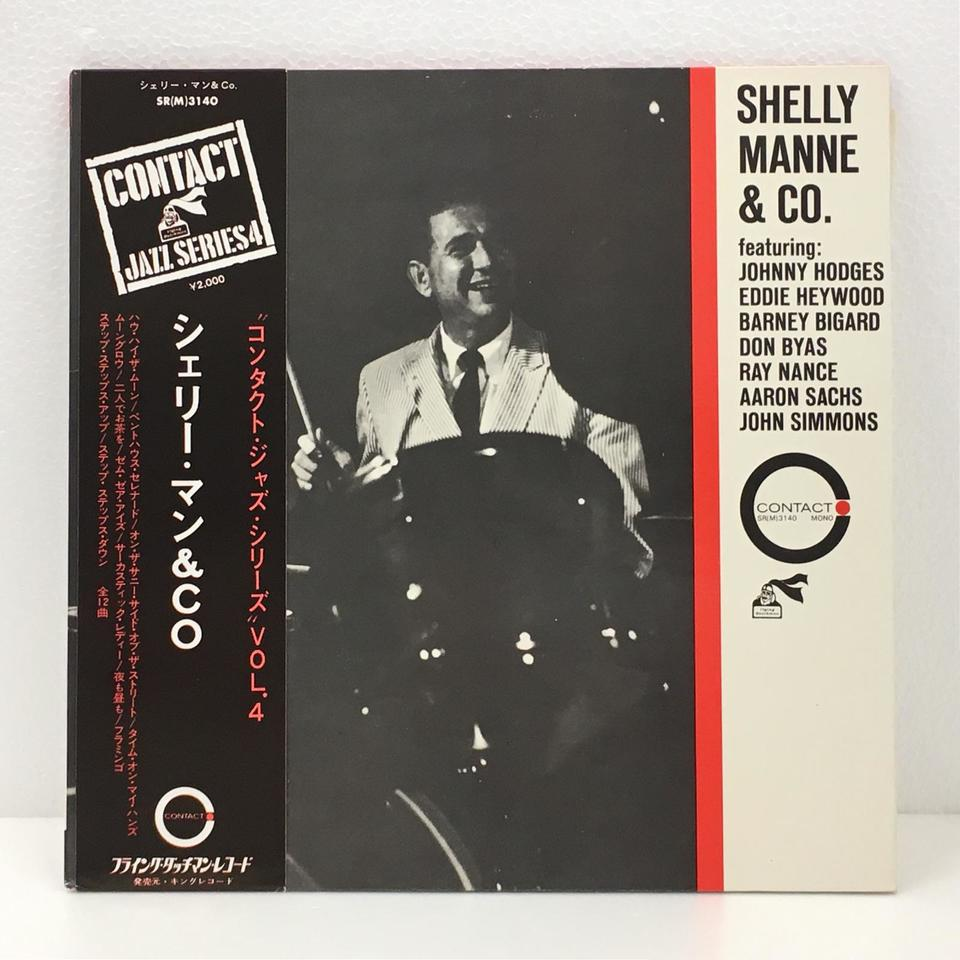 SHELLY MANNE &CO. SHELLY MANNE 画像