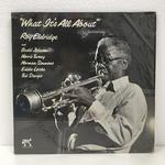 WHAT IT'S ALL ABOUT/ROY ELDRIDGE