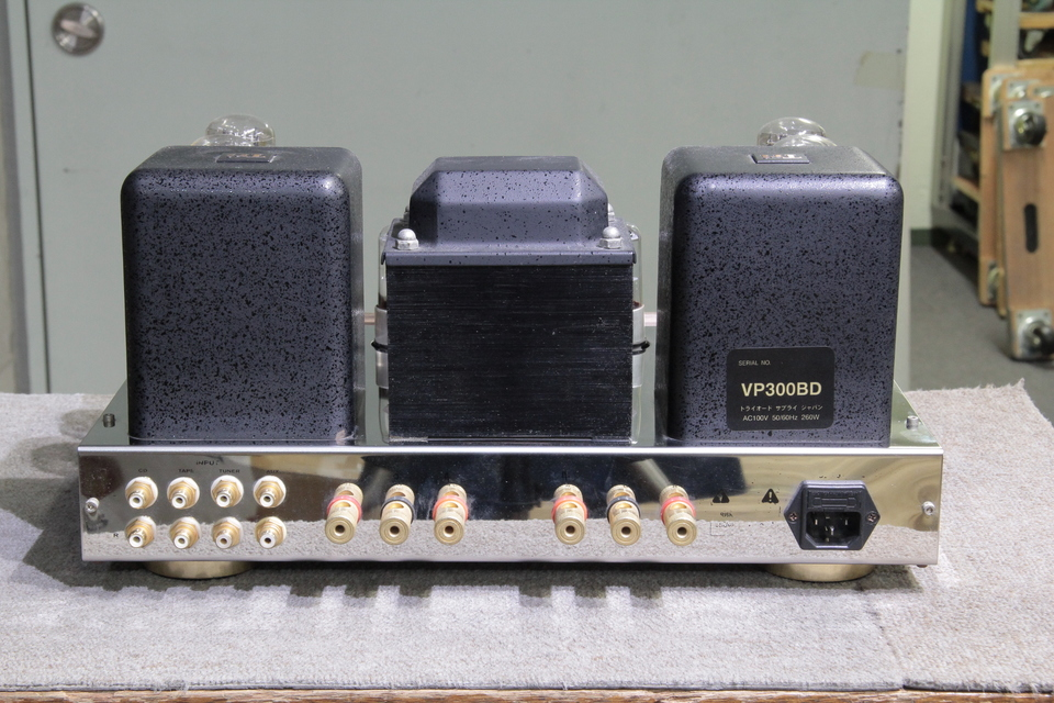 VP-300BD TRIODE 画像