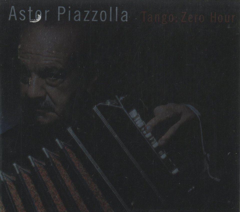 TANGO:ZERO HOUR/ASTOR PIAZZOLLA ASTOR PIAZZOLLA 画像