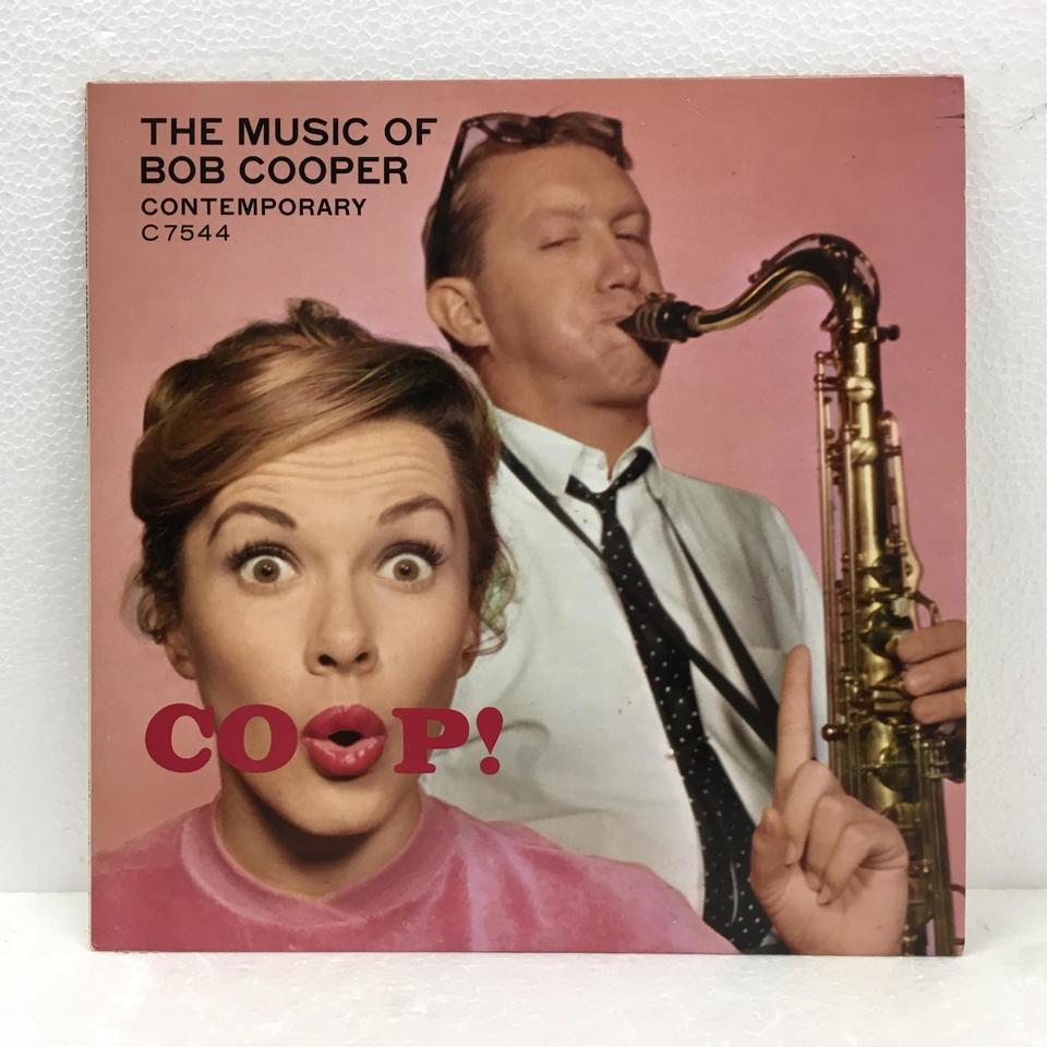 COOP! THE MUSIC OF BOB COOPER BOB COOPER 画像