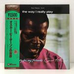 THE WAY I REALLY PLAY/OSCAR PETERSON