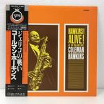 HAWKINS! ALIVE! AT THE VILLAGE GATE/COLEMAN HAWKINS