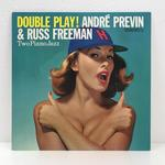 DOUBLE PLAY!/ANDRE PREVIN/RUSS FREEMAN