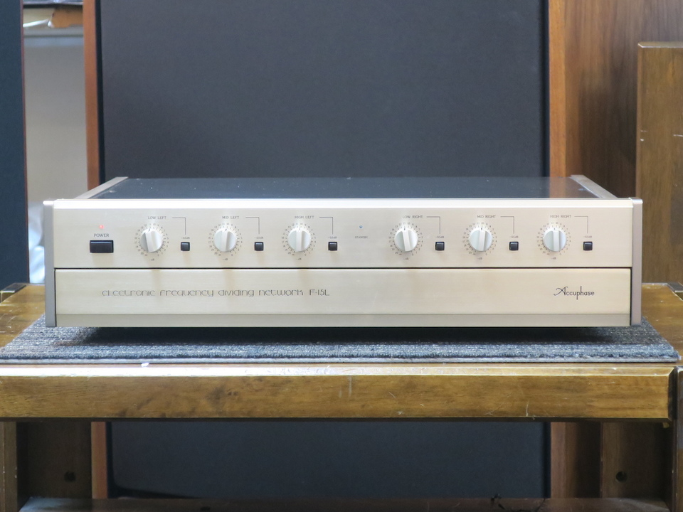 F-15L Accuphase 画像
