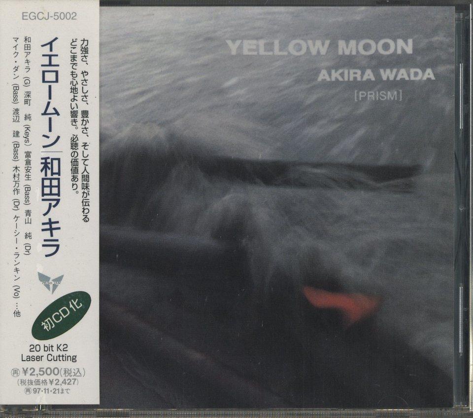 YELLOW MOON/AKIRA WADA 和田アキラ 画像