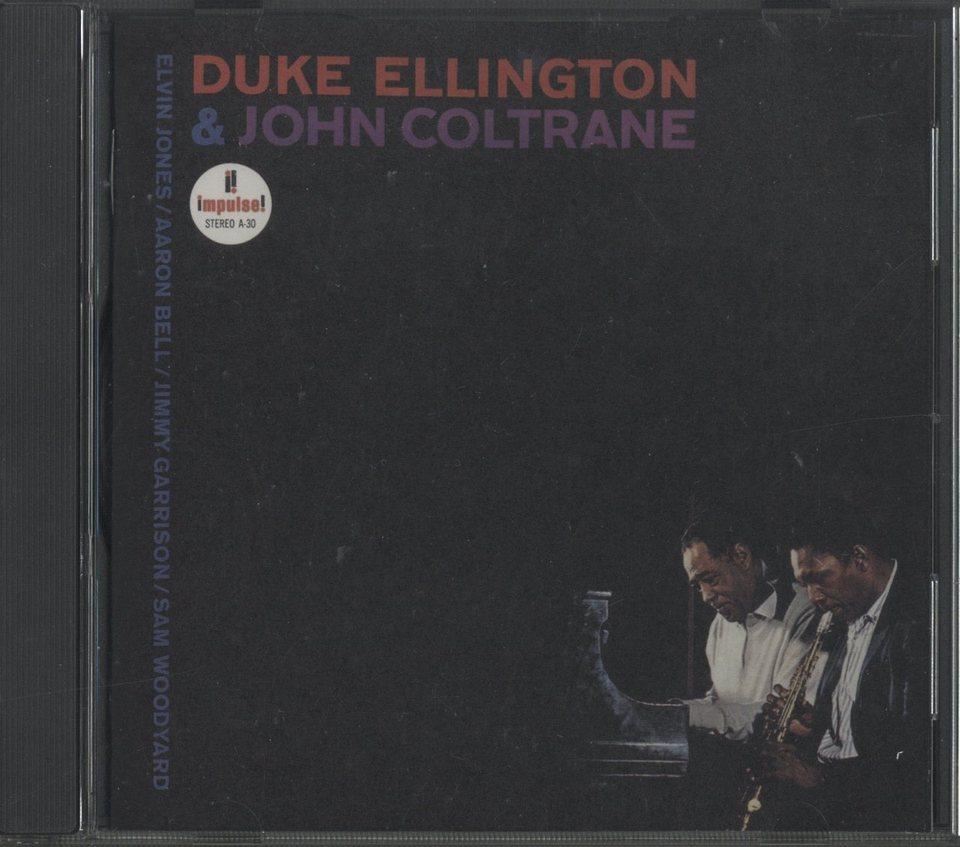 DUKE ELLINGTON & JOHN COLTRANE JOHN COLTRANE 画像