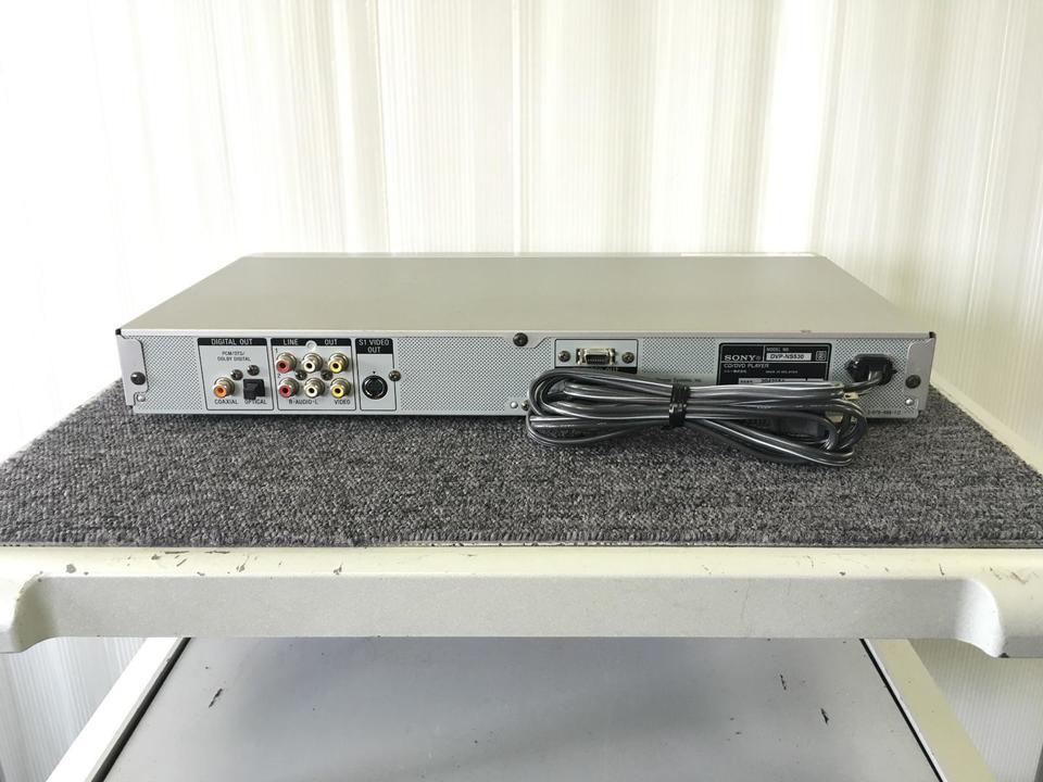 DVP-N530 SONY 画像