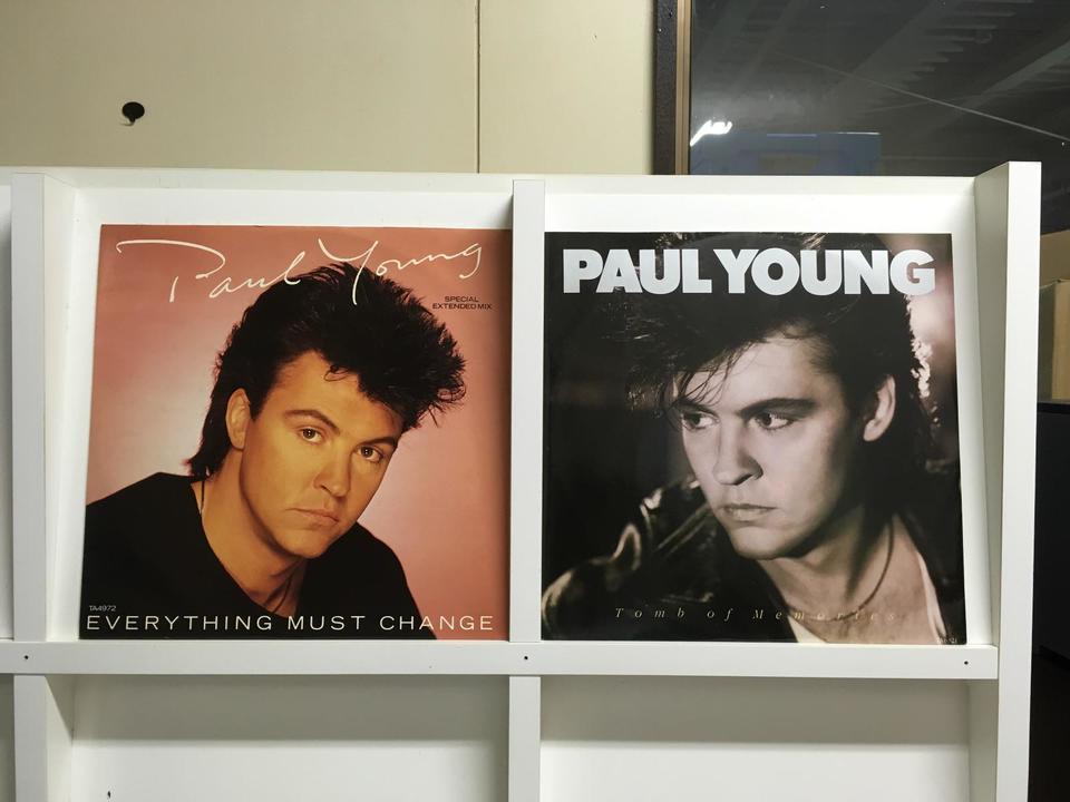 ポール・ヤング6枚セット ポール・ヤング 画像