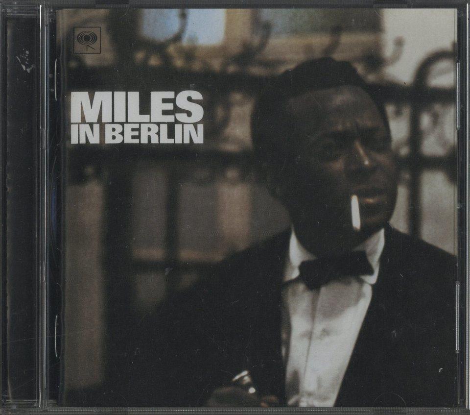 MILES IN BERLIN/MILES DAVIS MILES DAVIS 画像
