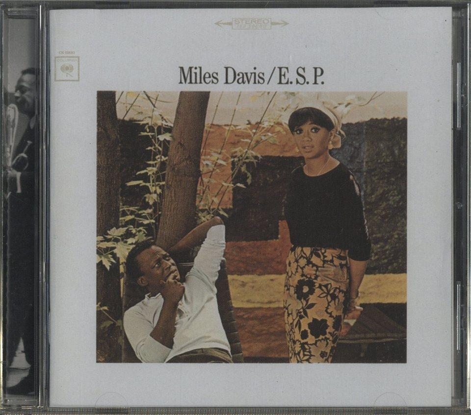 E.S.P./MILES DAVIS MILES DAVIS 画像