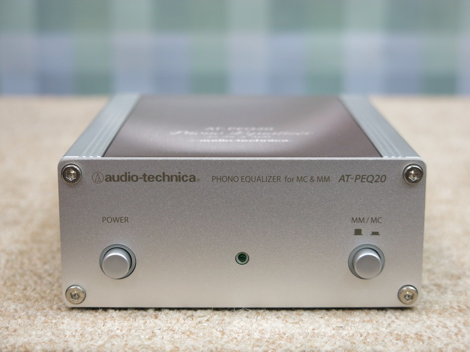 AT-PEQ20 audio-technica 画像