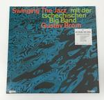 SWINGING THE JAZZ/GUSTAV BROM BIG BAND