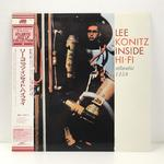 LEE KONITZ INSIDE HI-FI