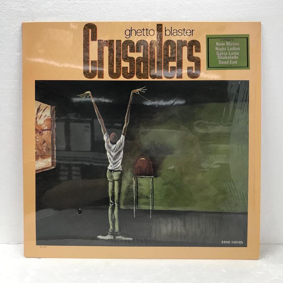 GHETTO BLASTER/CRUSADERS CRUSADERS 画像