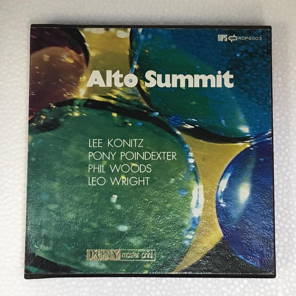 ALTO SUMMIT/LEE KONITZ LEE KONITZ 画像