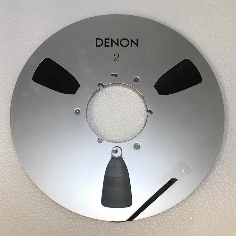 10号メタルリール DENON 画像
