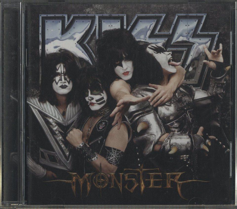MONSTER/KISS KISS 画像