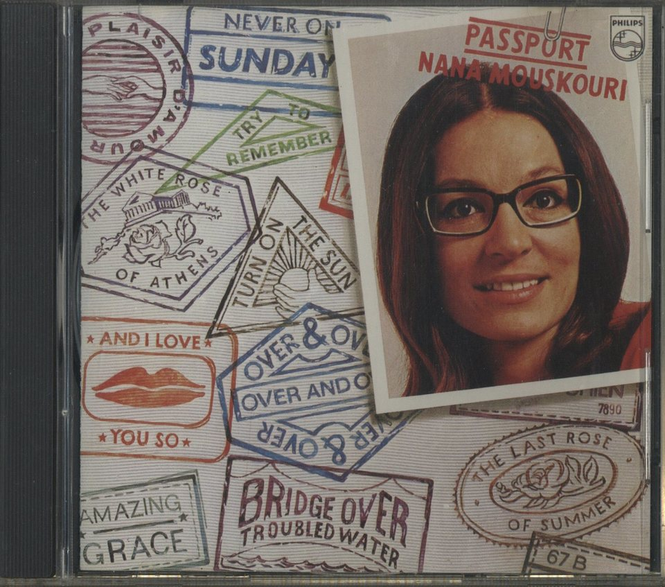 PASSPORT/NANA MOUSKOURI NANA MOUSKOURI 画像