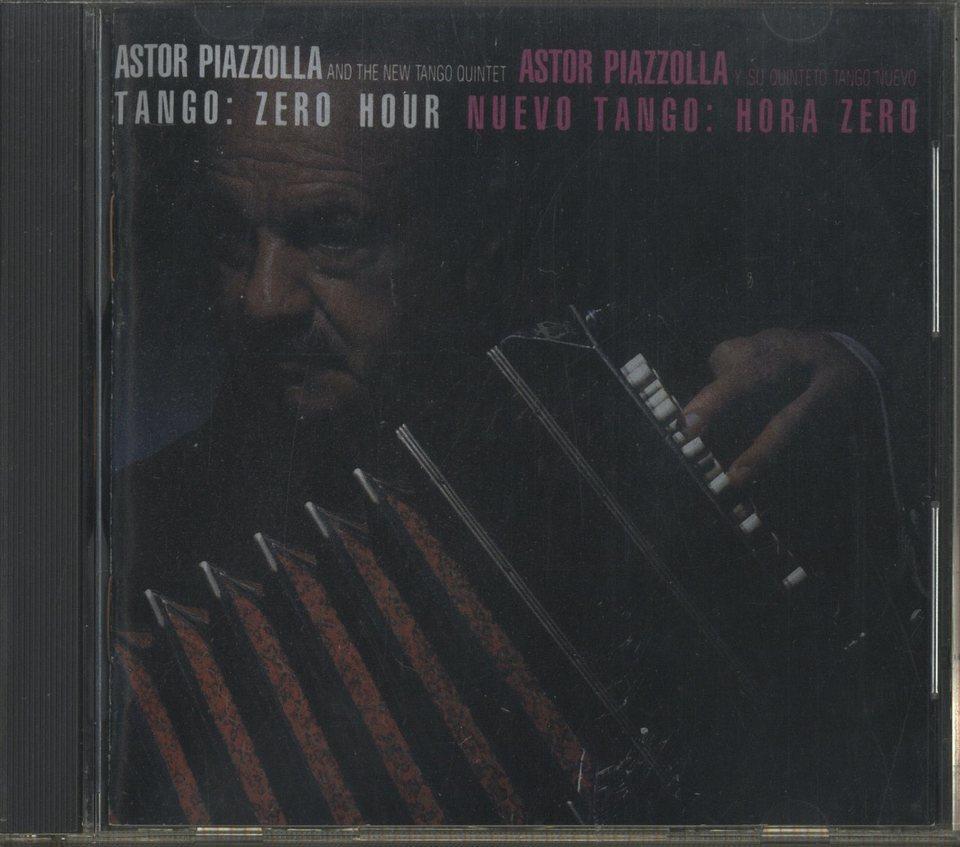 TANGO : ZERO JOUR/ASTOR PIAZZOLA ASTOR PIAZZOLA 画像