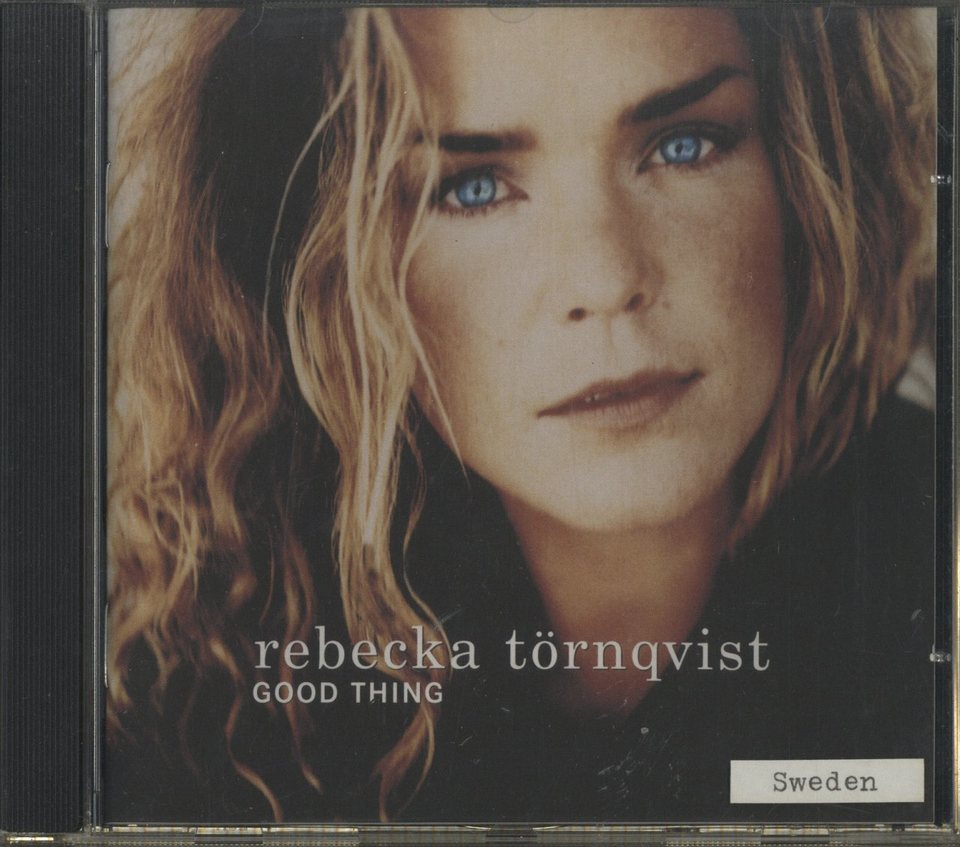 GOOD THINGS/REBECKA TORNQVIST REBECKA TORNQVIST 画像